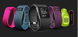 Fitbit selection