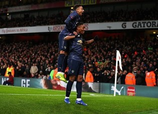 Can United repeat their FA Cup win over Arsenal?
